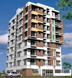 Modern Apartment Building Facade 2016 Modern Apartment Building Facade