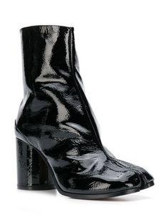 b2c720c7b3ffe Maison Margiela Tabi Toe Ankle Boots - Farfetch