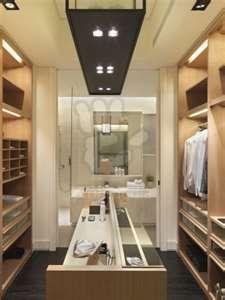 Superior Walk Through Closet To Bathroom