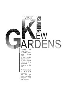 Kew Gardens, My Room, Graphics, Logos, Quotes, Qoutes, Dating, Graphic Design, A Logo