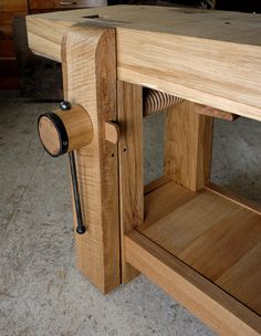 On a late night last week I walked slowly from my office to the shop carrying the final piece of my French Oak Plate 11-style workbench: ...