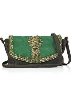 I love this boho bag!