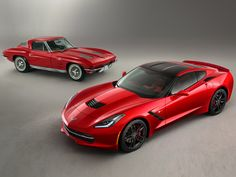 2014 Corvette Stingray vs. New Rivals