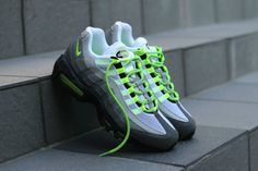 Five Reasons the Nike Air Max 95 Is a Timeless Classic