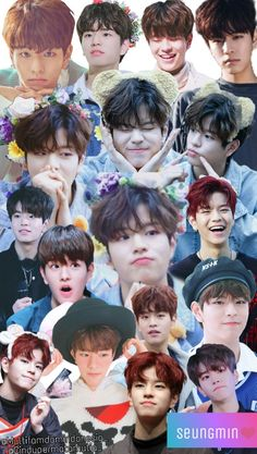 Wallpaper/Lockscreen Straykids Seungmin