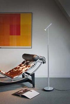 De Topolino van Baltensweiler is de perfecte leeslamp die in hoogte verstelbaar is. De lamp is zowel in Halogeen als LED te verkrijgen. Met geïntegreerde dimme