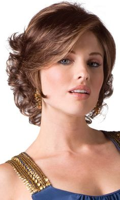Like other hairstyles long choppy hairstyles have options for styling.