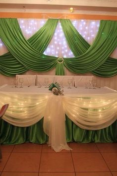 Discover thousands of images about Wedding Backdrops, Pipe and Drape Backdrop Decorations, Party Decoration, Wedding Decorations, Pipe And Drape, Wedding Stage, Backdrops For Parties, Holidays And Events, Event Decor, Event Design