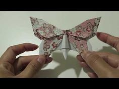 How to make Origami Butterfly, Origami Butterfly, How to make origami butterfly by michael g lafosse, Origami sipho mabona, Origami Butterfly by sipho mabona...
