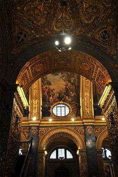 co-cathédrale Saint-John à la Valette, Malte @visitmalta