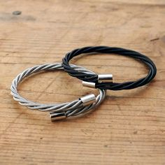 Bass Guitar String Bracelet