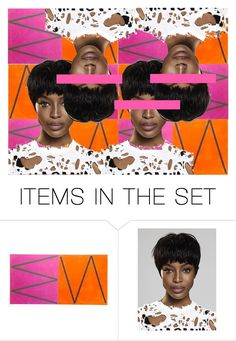 """""""Naomi"""" by seventeene ❤ liked on Polyvore featuring art"""
