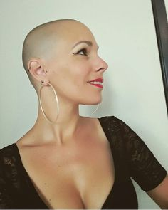 Women with shaved head xxx