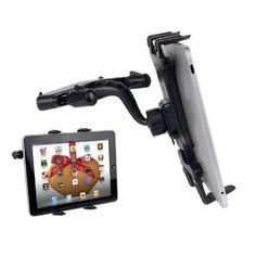 High Grade iPad Mini Robust 360° Adjustable Headrest Swivel Mount w/ Cradle Car Kit Holder by Digtl. $25.99. Save 35% Off!