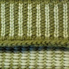 A knitting blog of TECH-niques to turn HOME MADE knitting into HANDMADE knitting