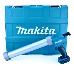 Shed £185 Makita DCG180ZBK 18V Cordless li-ion Caulking Gun (Body Only) in Carry Case