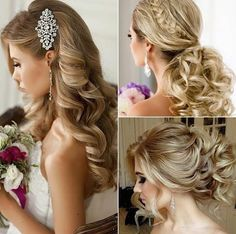 23 Pretty Wedding Hairstyles that are Right on Trend | Volt In Wedding