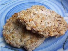 Turkey Breakfast Sausage Patties.  **really good but next time don't use the cayenne - they were too spicy for the kids
