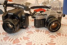 history-of-canon-cameras