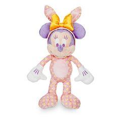 Disney MINNIE MOUSE EASTER BUNNY 12 Plush Easter Honey Bunny
