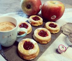 Bocconcini+golosi+alla+mela