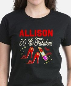 50TH BIRTHDAY Tee Every 50 Year Old Will Love Our Personalized 50th Birthday Tees And Gifts