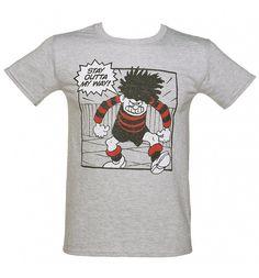 Men's Dennis the Menace Comic Panel T-Shirt from TruffleShuffle xoxo