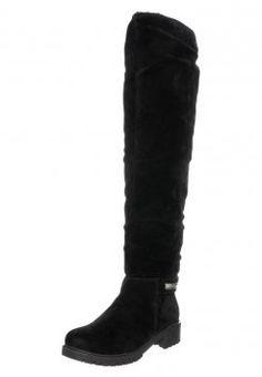 Even&Odd - Overknee laarzen - black