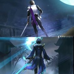 Moba Legends, Mobile Legend Wallpaper, Fantasy Art Men, The Legend Of Heroes, Gaming Wallpapers, League Of Legends, Anime, Character Design, Sketches