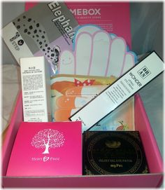 Memebox Night Care Review   Unboxing Beauty