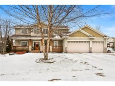 SOLD SUBJECT TO INSPECTION!  9031 Whispering Oaks Trail.   This 4BR 4BA custom-built 2-story features a main floor office, 2nd floor laundry, 2 fireplaces, maple hardwoods, granite/stainless, wet bar, 4BR up, huge front porch and maintenance-free deck!   Chad & Sara Huebener, Edina Realty, chadandsara@edinarealty.com   952-212-3597
