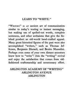 Essay of advertisement