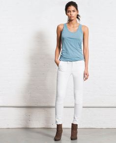 chic and cool for summer. Bowery 2 - Bright White | rag & bone Official Store