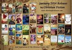 January New Releases in Christian Fiction - Soul Inspirationz   The Christian Fiction Site