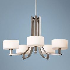 """Feiss Sunset Drive 26 3/4"""" Wide Chandelier"""