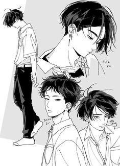Drawing Reference Poses, Drawing Poses, Manga Drawing, Manga Art, Anime Art, Pretty Art, Cute Art, Art Sketches, Art Drawings