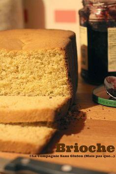 Brioche à la machine à pain, Nutribread, Moulinex, sans gluten, sans lait.