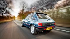 We drive a brand new old Peugeot 205 - BBC Top Gear
