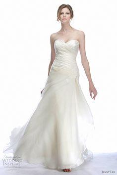 Jenny Lee Wedding Dresses Fall 2012 | Wedding Inspirasi