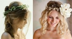 Bridal Hair guidance and essential knowledge required in the application of different makeup. In other words we can say that Bridal Hair for Weddings in DC is a passion to make others look gorgeous. Curled Wedding Hair, Bridal Hair, Bride Hairstyles, Curled Hairstyles, Best Hair Stylist, Best Makeup Artist, Hair Day, Dream Wedding, Elegant Wedding