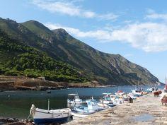 Marettimo, le port