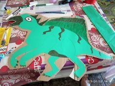 Dinosaur Stuffed Animal, Toys, Outdoor Decor, Animals, Home Decor, Activity Toys, Animales, Decoration Home, Animaux