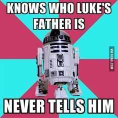 Actually this is not true. R2D2 and 3CPO have their memories wiped at the end of Revenge of the Sith, because they know that Padme had the twins. So by the time R2 met Luke he did not know anymore.
