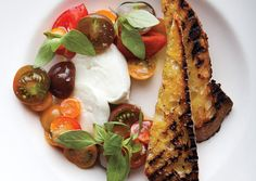 Bon Appetit is dedicating this week to their favorite tomato recipes. Yum!