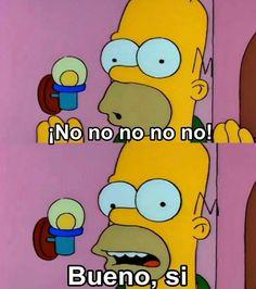 Memes Para Contestar Homero 35 Ideas For 2019 New Memes, Dankest Memes, Girl Memes, Simpsons Springfield, Simpsons Frases, Si Meme, Funny Spanish Memes, Pokemon, Relationship Memes