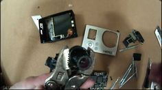 DIY Night Vision GoPro Hero 3 - How to remove the infrared filter