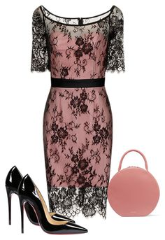 """Untitled #6490"" by tailichuns ❤ liked on Polyvore featuring Mansur Gavriel and Christian Louboutin"