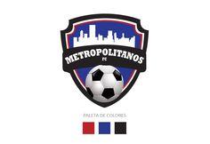 Logotipo - Metropolitanos FC