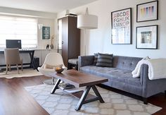 Richard Velloso Coffee Table from west elm
