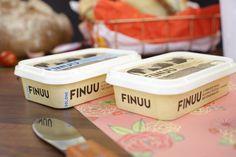 Klasyczny czy solony mix FINUU? #maslo #finuu #pieczywo #sniadanie #kolacja #inspiracje